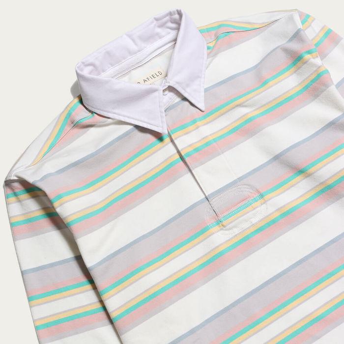 Antoni Stripe Benito Rugby Shirt | Bombinate