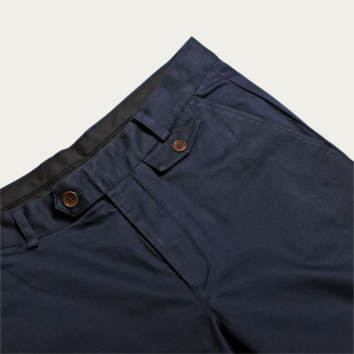 Ensign Blue Tricker Trousers | Bombinate
