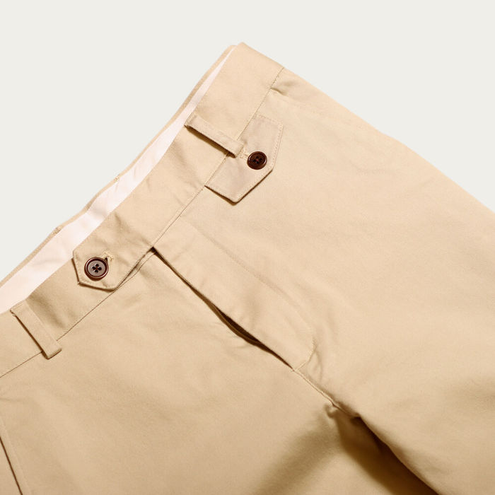 Pumice Stone Tricker Trousers | Bombinate
