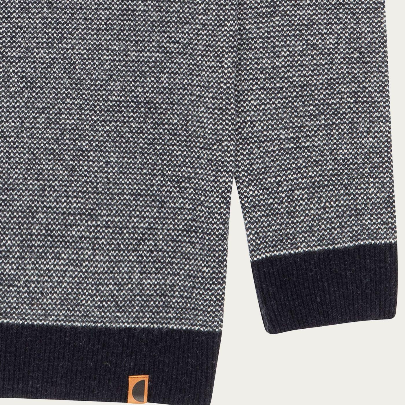 Navy Mutriku Sweater   Bombinate