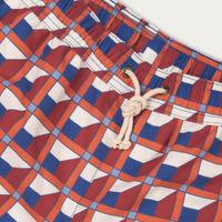 Lerici Vermiglione Swim Short | Bombinate