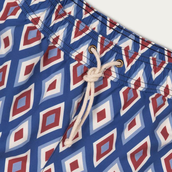 Camogli Blu Swim Short | Bombinate