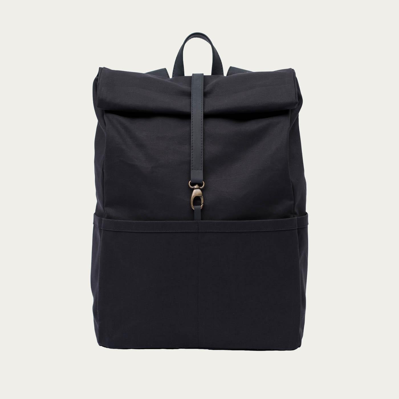 Charcoal Charcoal Backpack    Bombinate