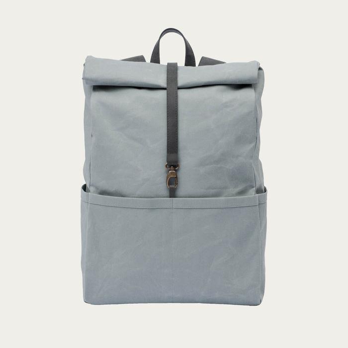 Navy Stone Backpack  | Bombinate