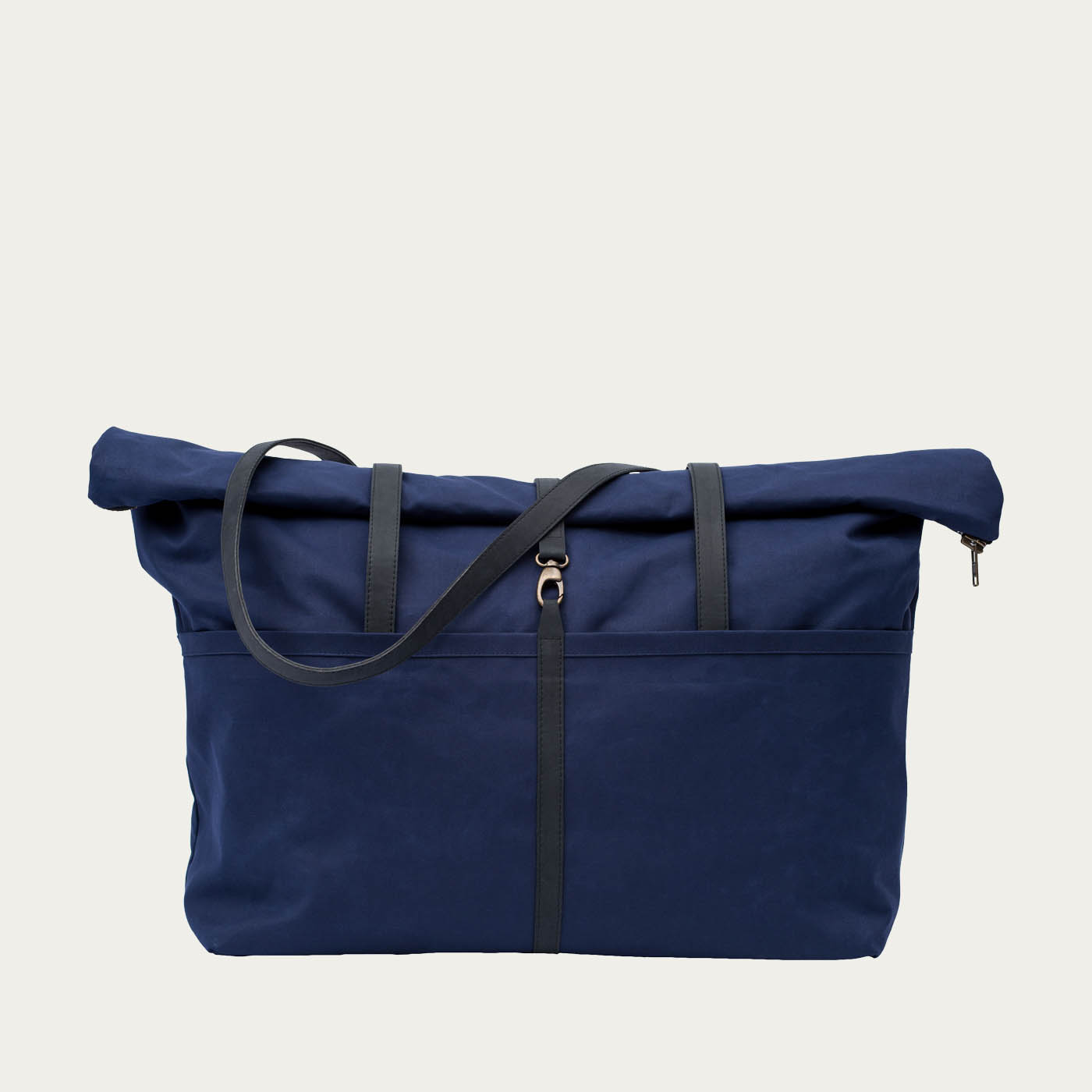 Navy Charcoal Weekender  | Bombinate