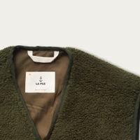 Military Green Penouço Vest | Bombinate
