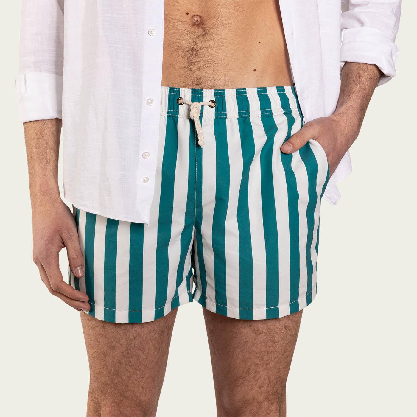 Paraggi Verde Swim Short  | Bombinate