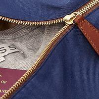 El Andalus Navy Mick Duffle Bag  3