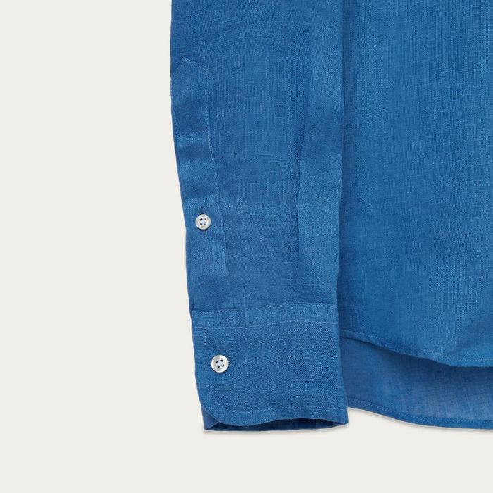 L1 Linen Shirt Cala Di Volpe | Bombinate