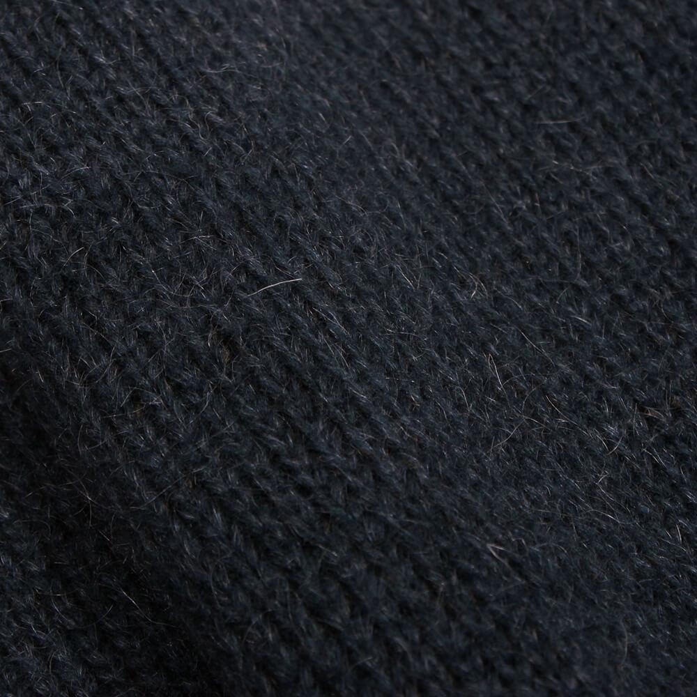 Blue Graphite Deuters Roll Neck Mohair Mix | Bombinate