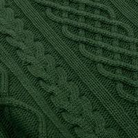 Duffel Bag Deniz Cable Knit Cashmere Mix | Bombinate