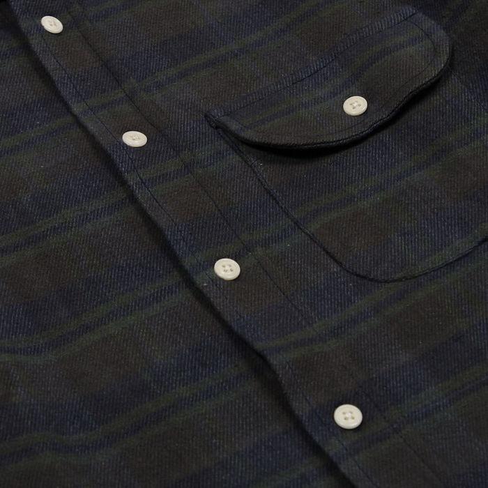 Magnus Check Larry LS Shirt Flannel | Bombinate