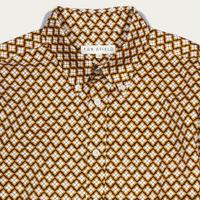 Metrisk Floral Mod Button Down LS Shirt  | Bombinate