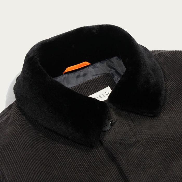 Peat Cupar Jacket Corduroy | Bombinate