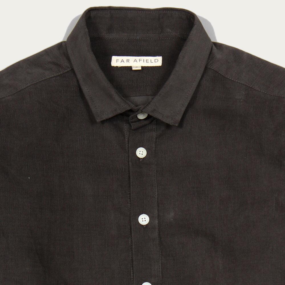 Peat Field LS Shirt Corduroy | Bombinate