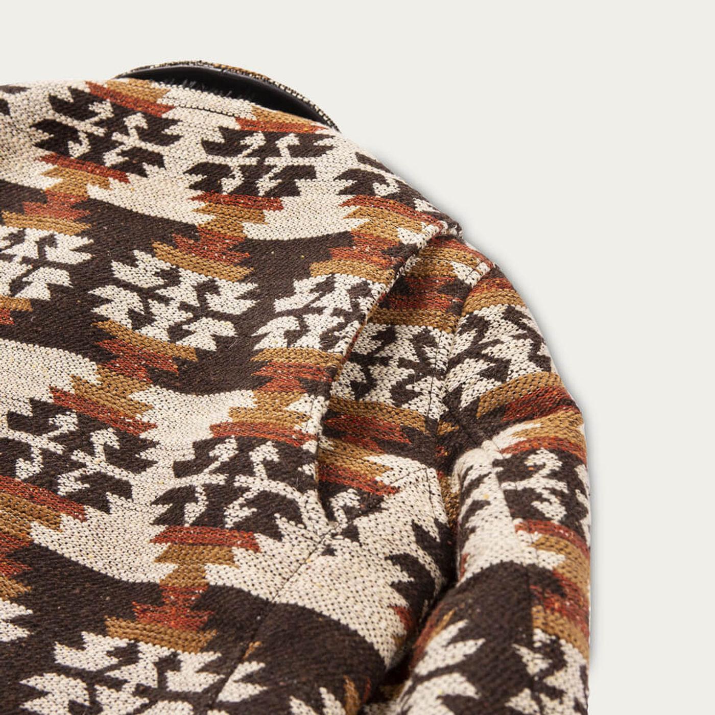 Desert Navajo Varenne Wool Jacket    Bombinate