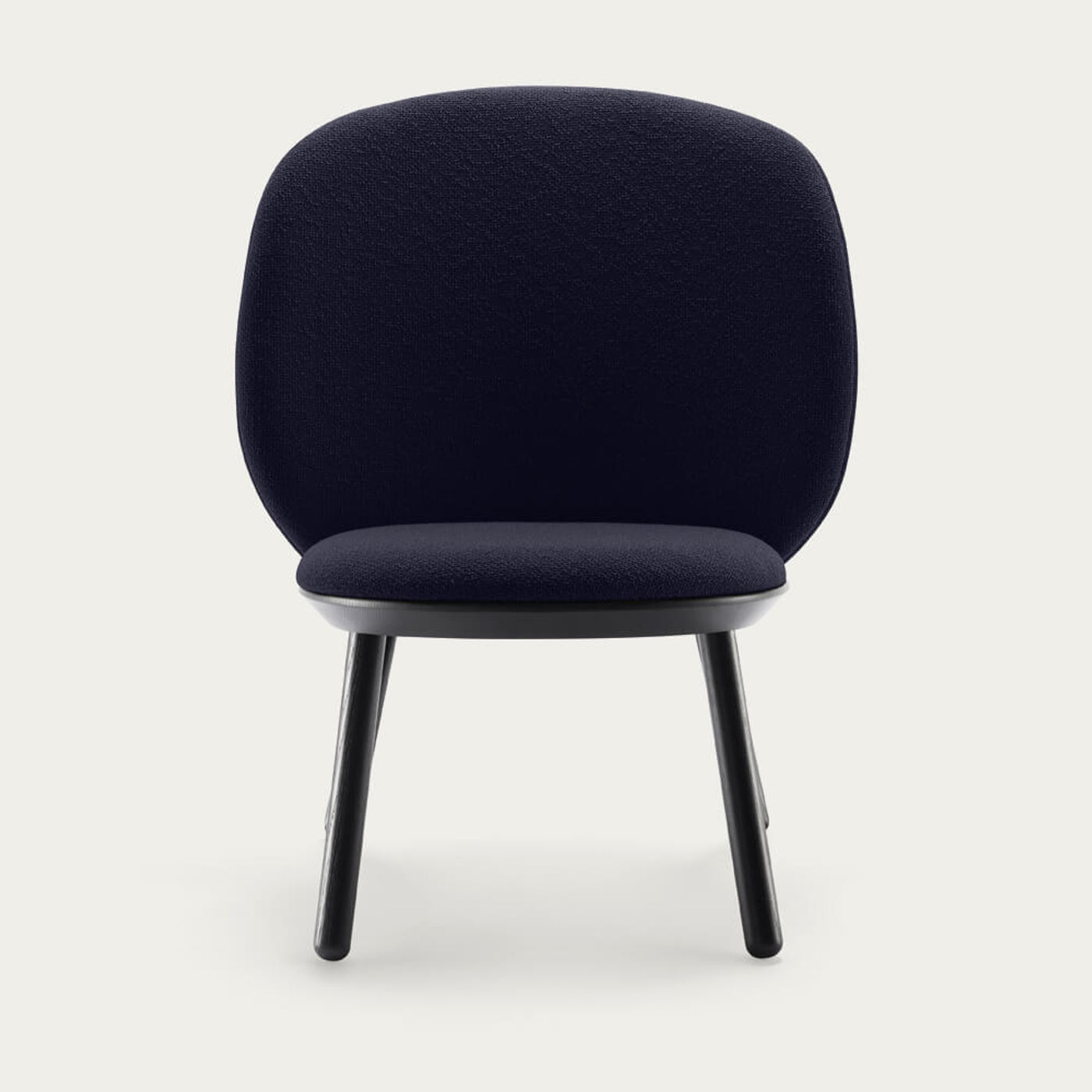 Black Ash/Fossdale Naive Low Chair   Bombinate