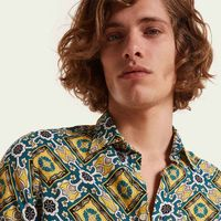 Positano Linen Shirt  | Bombinate