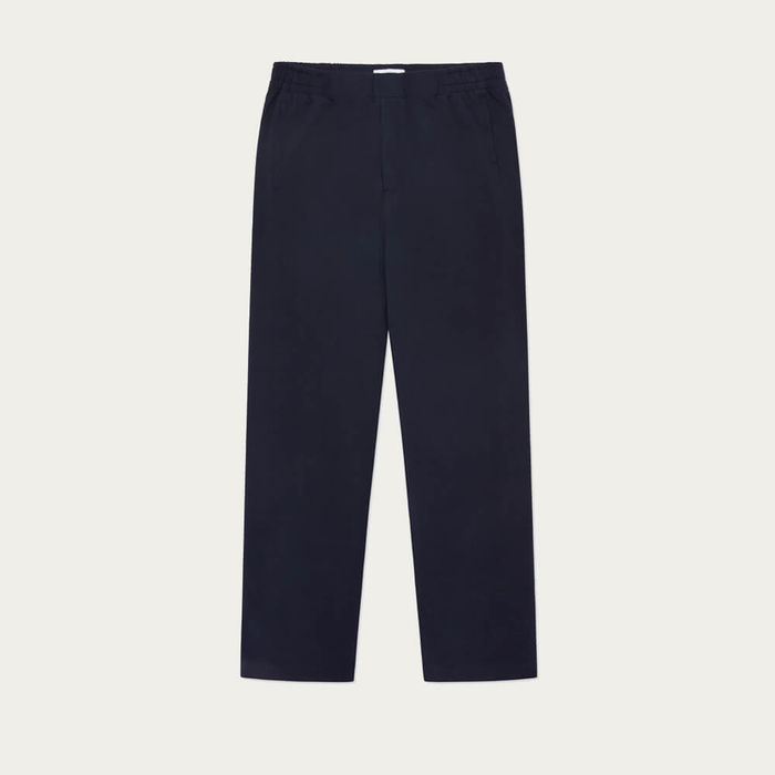 Navy Jersey Sleep Trouser | Bombinate