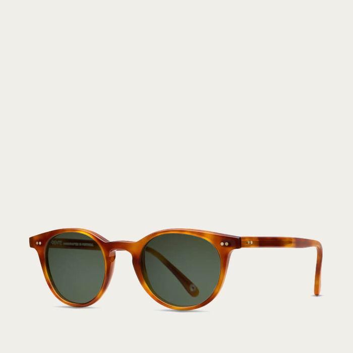 Sand Tortoise Syzygy Sunglasses   Bombinate