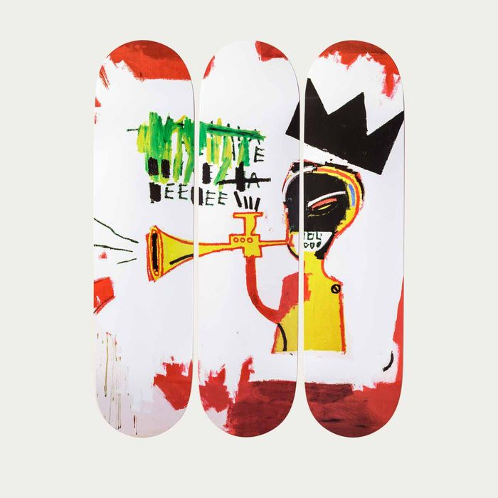 Trumpet Basquiat    Bombinate