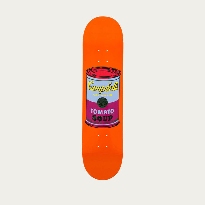 Purple Warhol Colored Campbell's Soup Cans  | Bombinate
