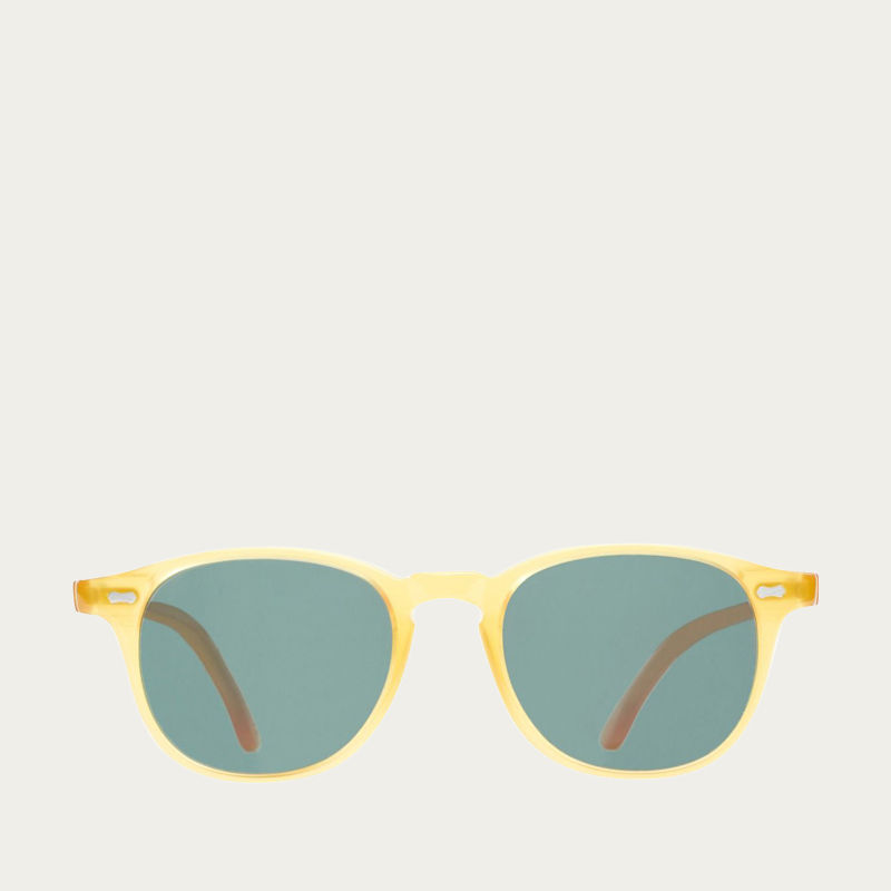 Honey / Bottle Green Shetland Sunglasses  | Bombinate