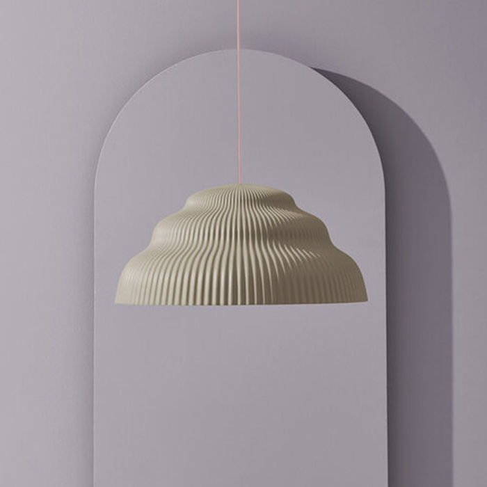 Moss Kaskad Lamp - Big   Bombinate