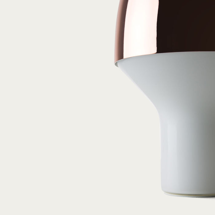 Copper Cap Table Light | Bombinate
