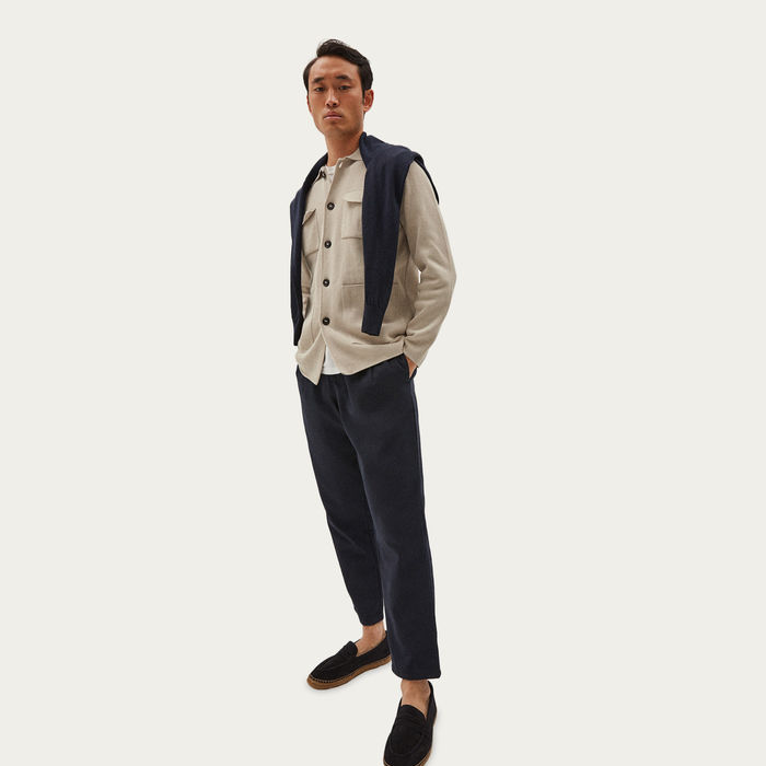 Pearl Organic Cotton Jacket | Bombinate