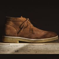 The Chestnut Chukka Boots  | Bombinate