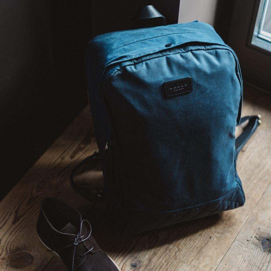 The Lost Man's Navy Edward Backpack  11