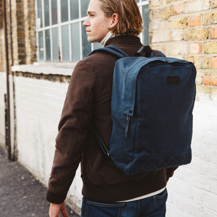 The Lost Man's Navy Edward Backpack  7