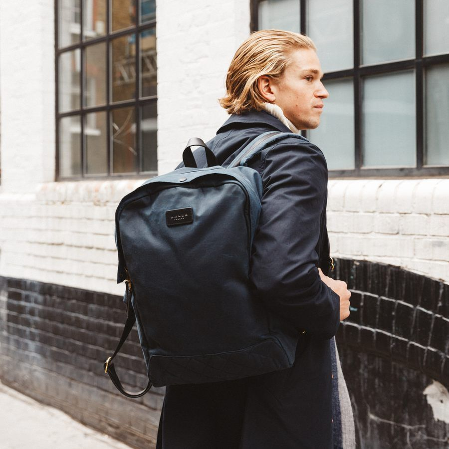 The Lost Man's Navy Edward Backpack  5