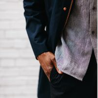 The Uranos Heavy Linen Shirt  9
