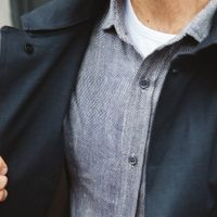 The Uranos Heavy Linen Shirt  11