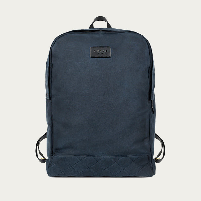 The Lost Man's Navy Edward Backpack  | Bombinate