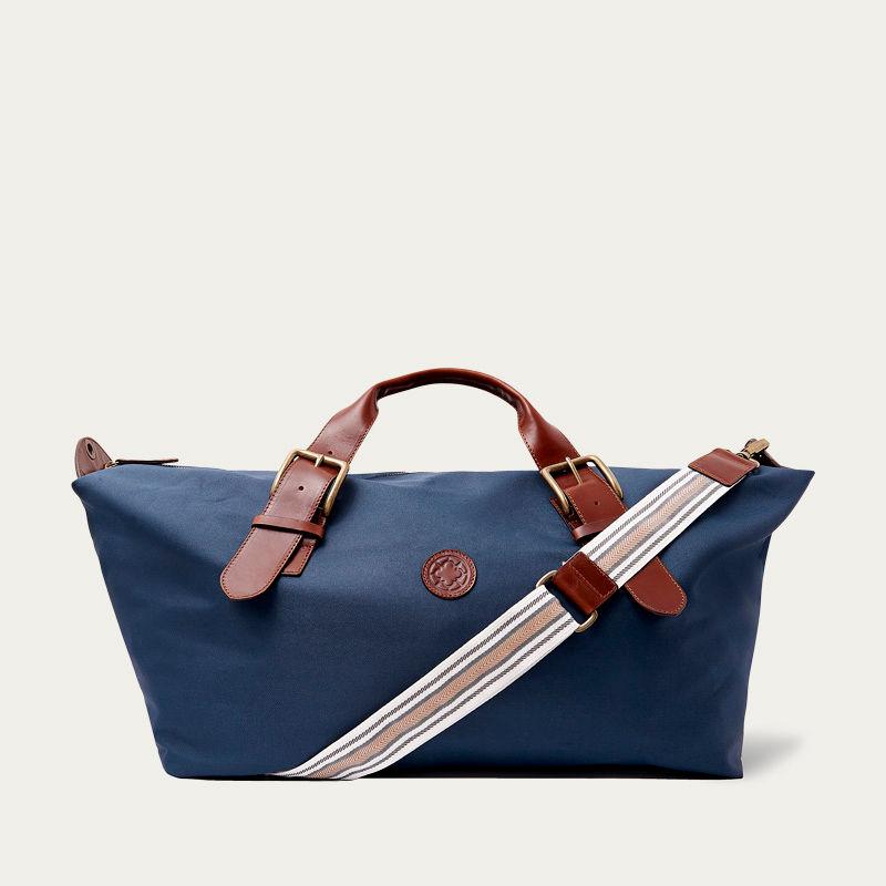 El Andalus Navy Mick Duffle Bag  0