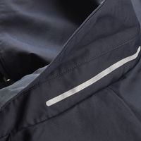 Navy Blue Maxwell Travel Coat | Bombinate