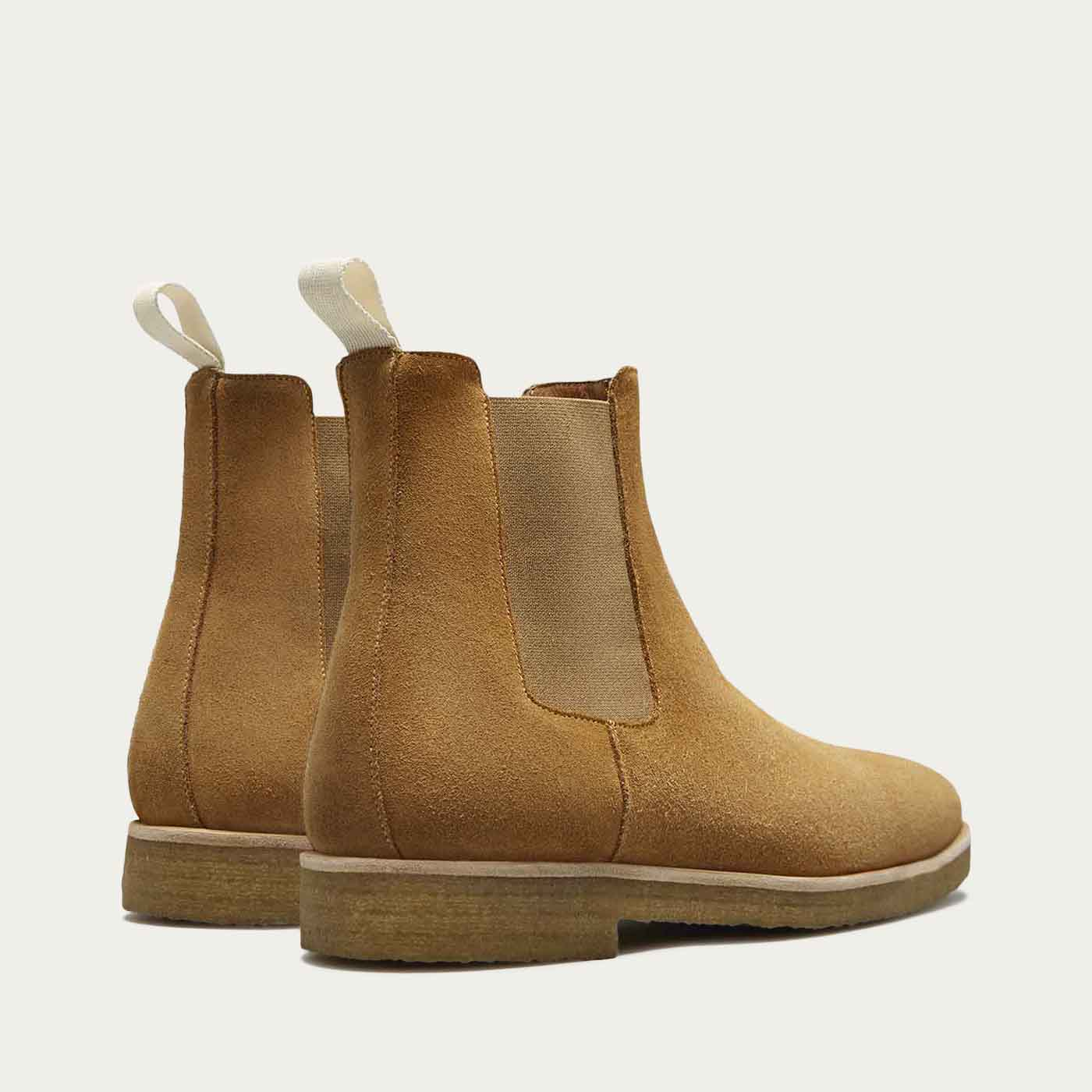 Cappuccino Chelsea Boots 2