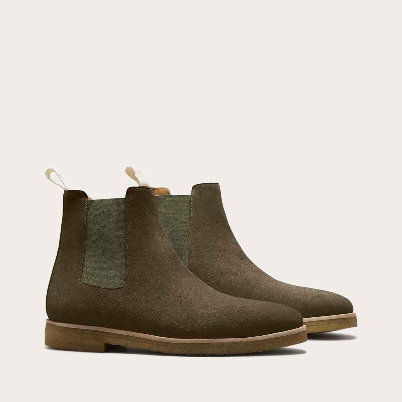 Truffle Chelsea Boots 2