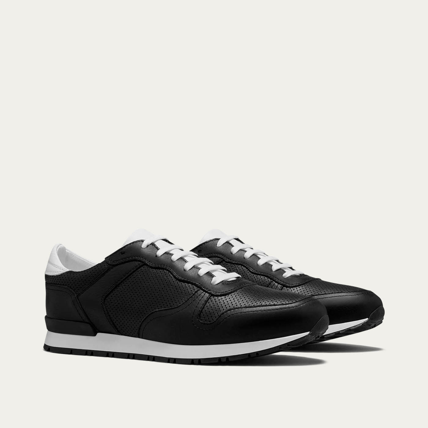 Black Rennes Sneakers    1