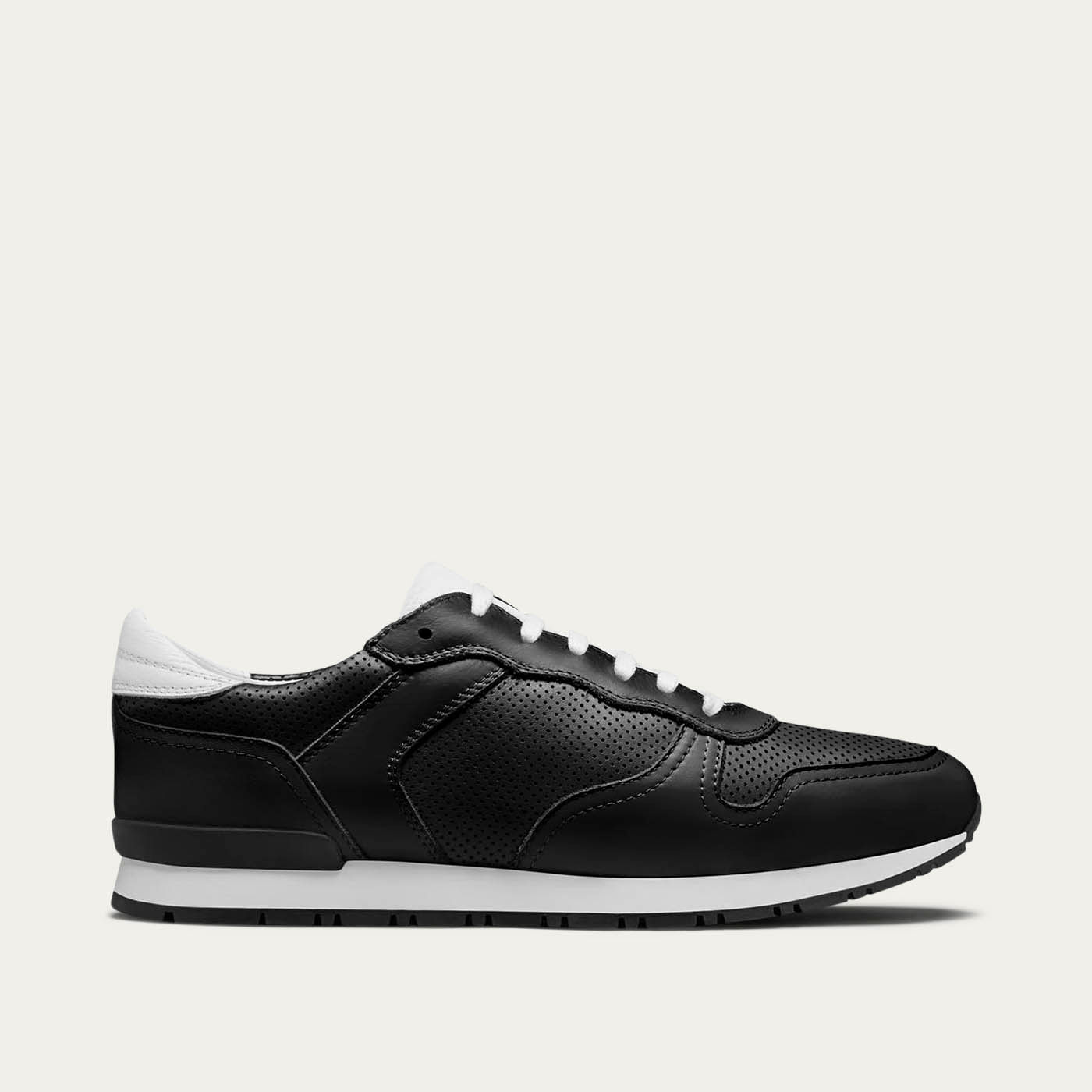 Black Rennes Sneakers    0