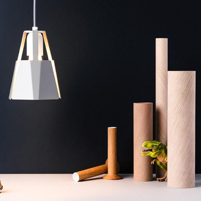 Stone Grey Beat 16/19P Ceiling Lamp | Bombinate