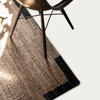 Edge Jute Rug | Bombinate