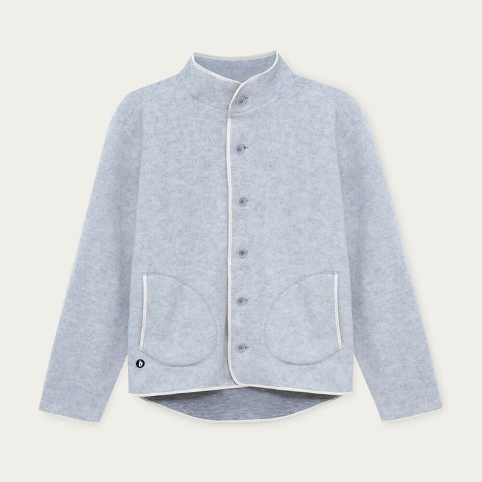 Grey Ibuki Jacket | Bombinate