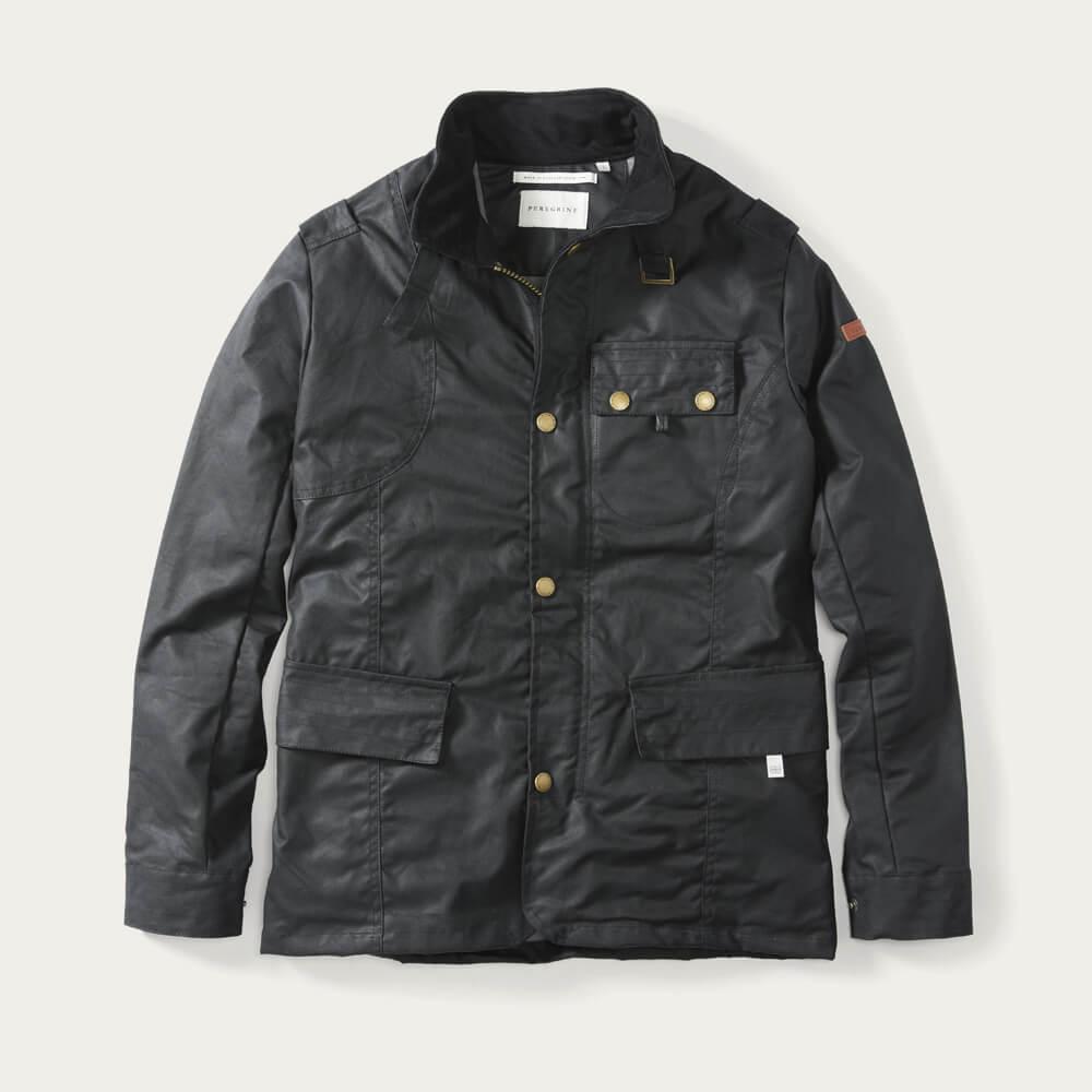 Black Bexley Jacket | Bombinate
