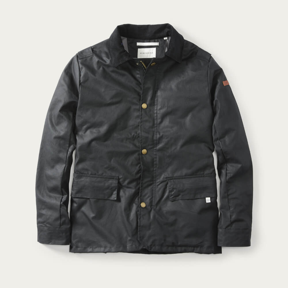 Black Boarder Jacket | Bombinate