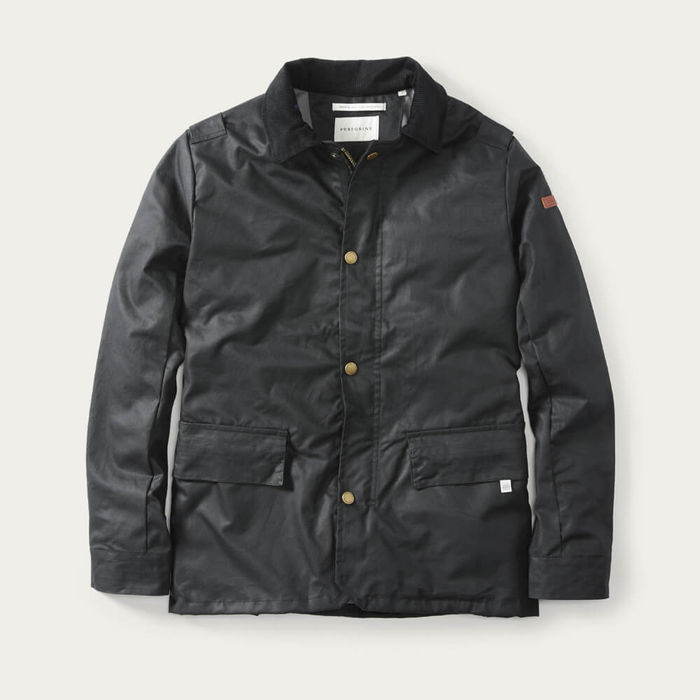 Black Boulder Jacket | Bombinate