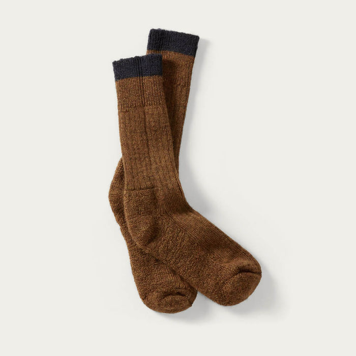Cinnamon Boot socks | Bombinate
